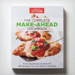 The Complete Make-Ahead Cookbook