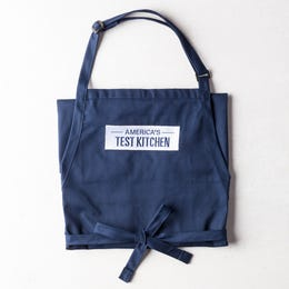 America's Test Kitchen Navy Apron