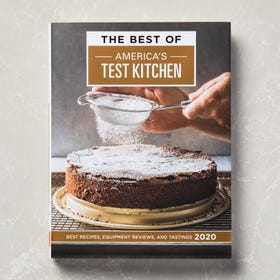 The Best of America's Test Kitchen 2020