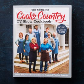 The Complete Cook's Country Season 12 TV Show Cookbook