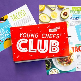 Young Chef Club Subscription Box