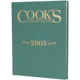 2005 Cook's Illustrated Annual