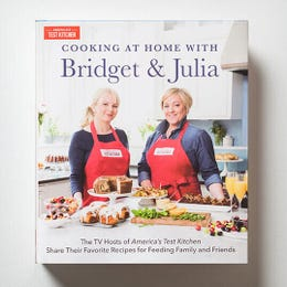 Cooking at Home with Bridget and Julia
