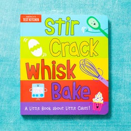 Stir Crack Whisk Bake