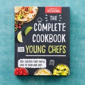 Young Chef Book + Box Bundle