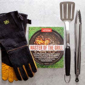 Grilling Essentials Kit