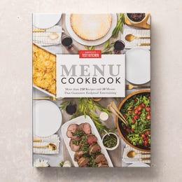 The Menu Cookbook