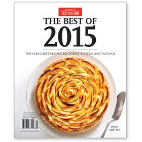The Best of America's Test Kitchen 2015 Special Issue