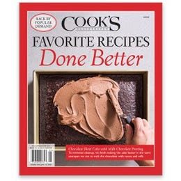 Favorite Recipes Done Better