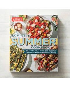 Complete Summer Cookbook